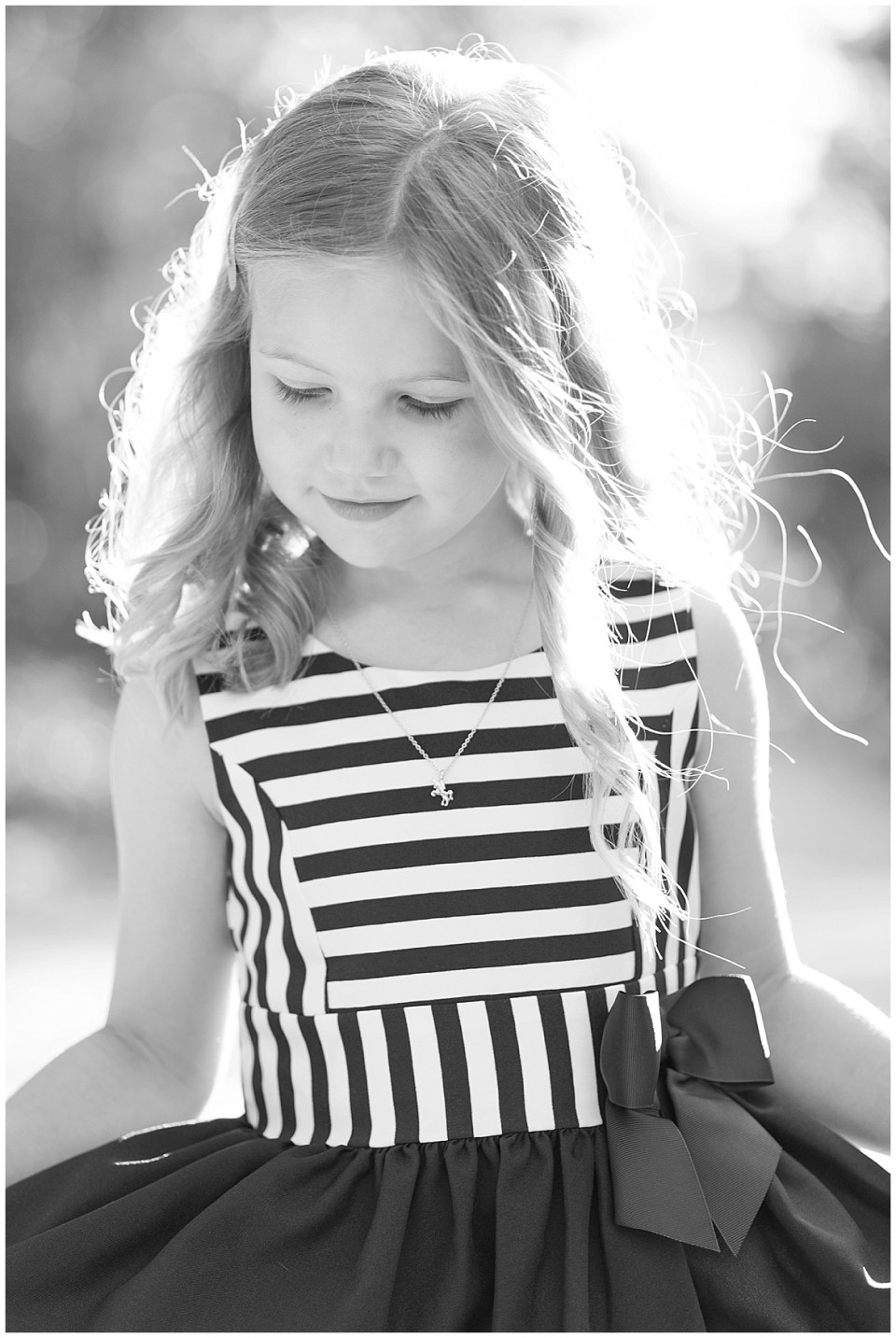 Kingwood photographer's annual letter to daughter, Peanut, on her 6th birthday