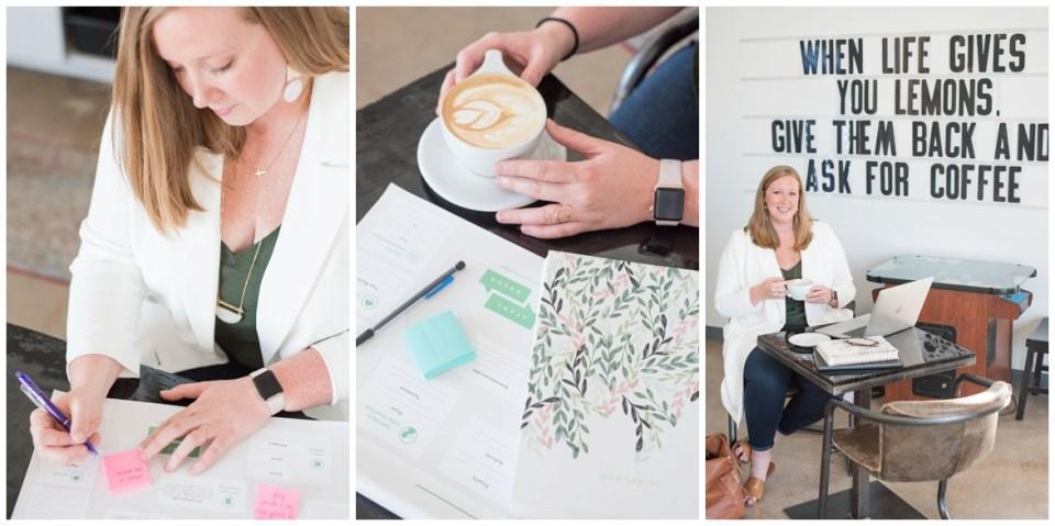 Houston Brand photographer - second brand session with Bird & Hyssop, Houston marketing strategist