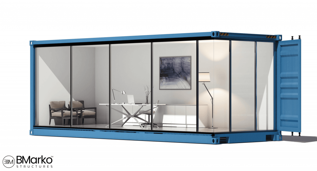 Shipping Container Office 10