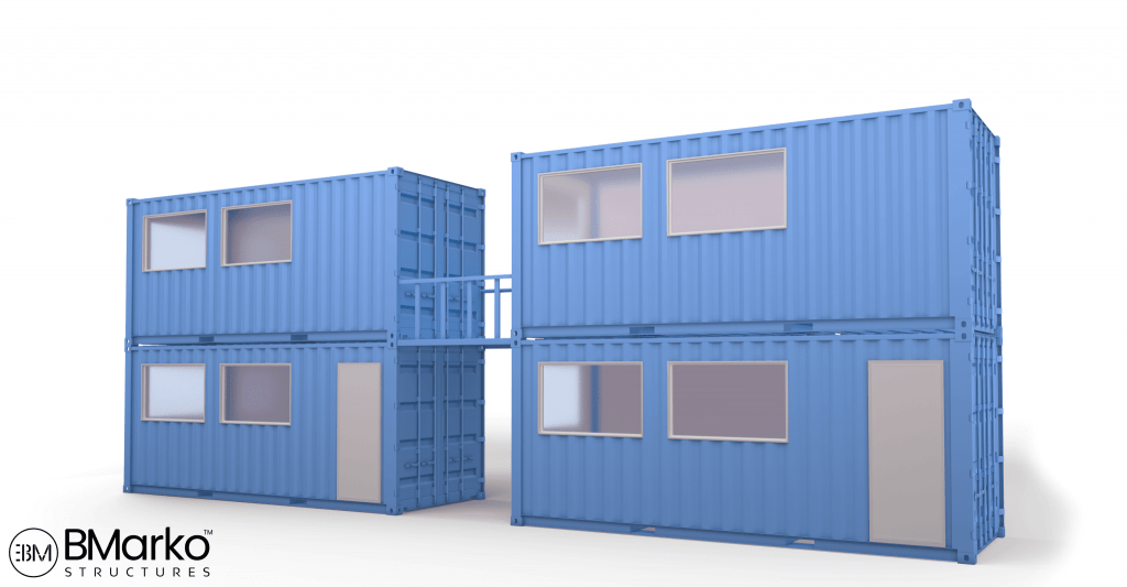 Shipping Container Office 11
