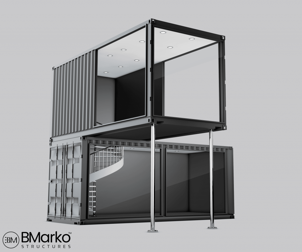 Shipping Container Office 6