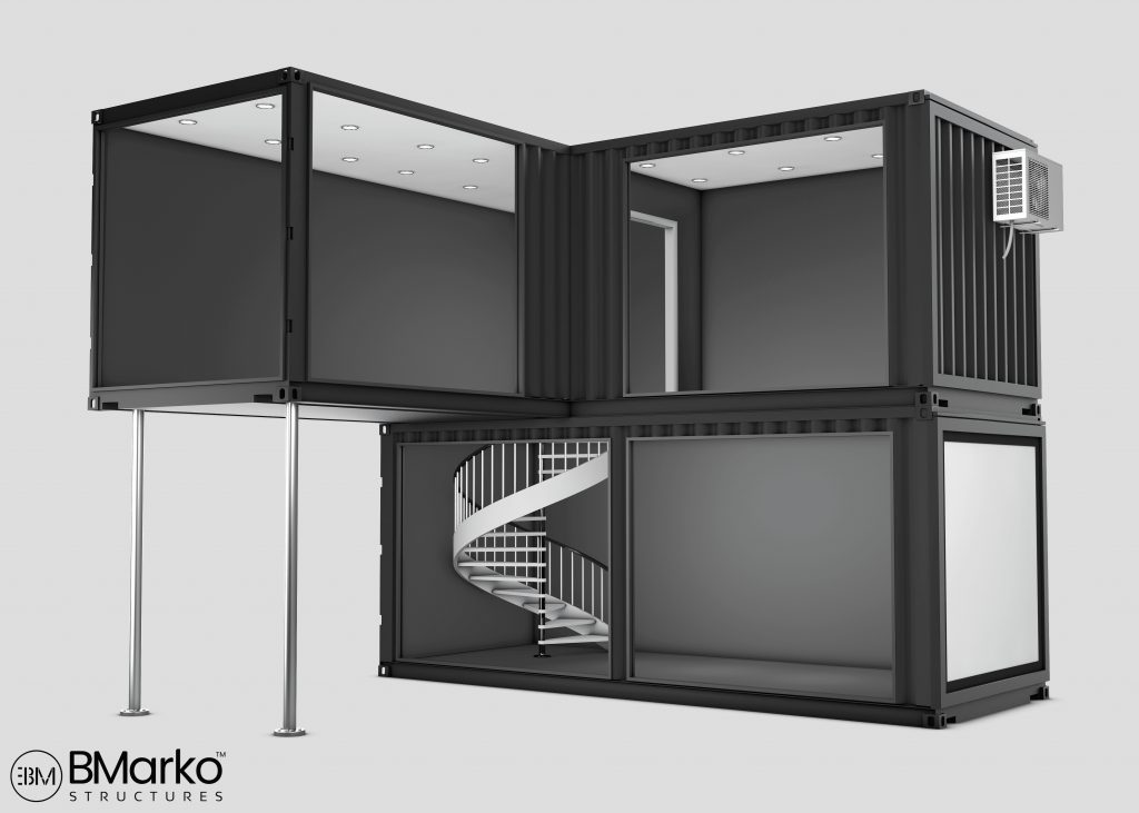 Shipping Container Office 7