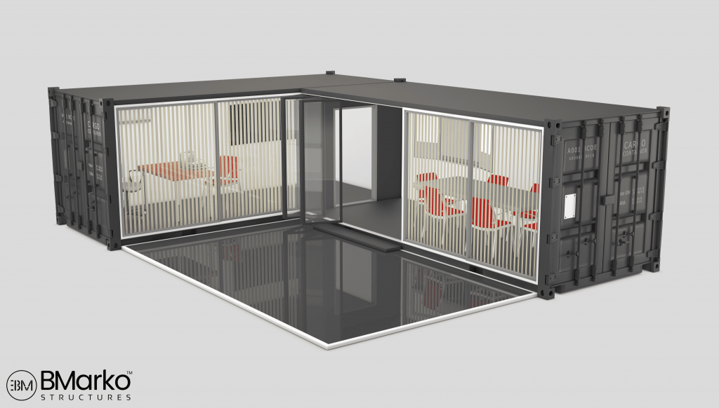 Shipping Container Office 8