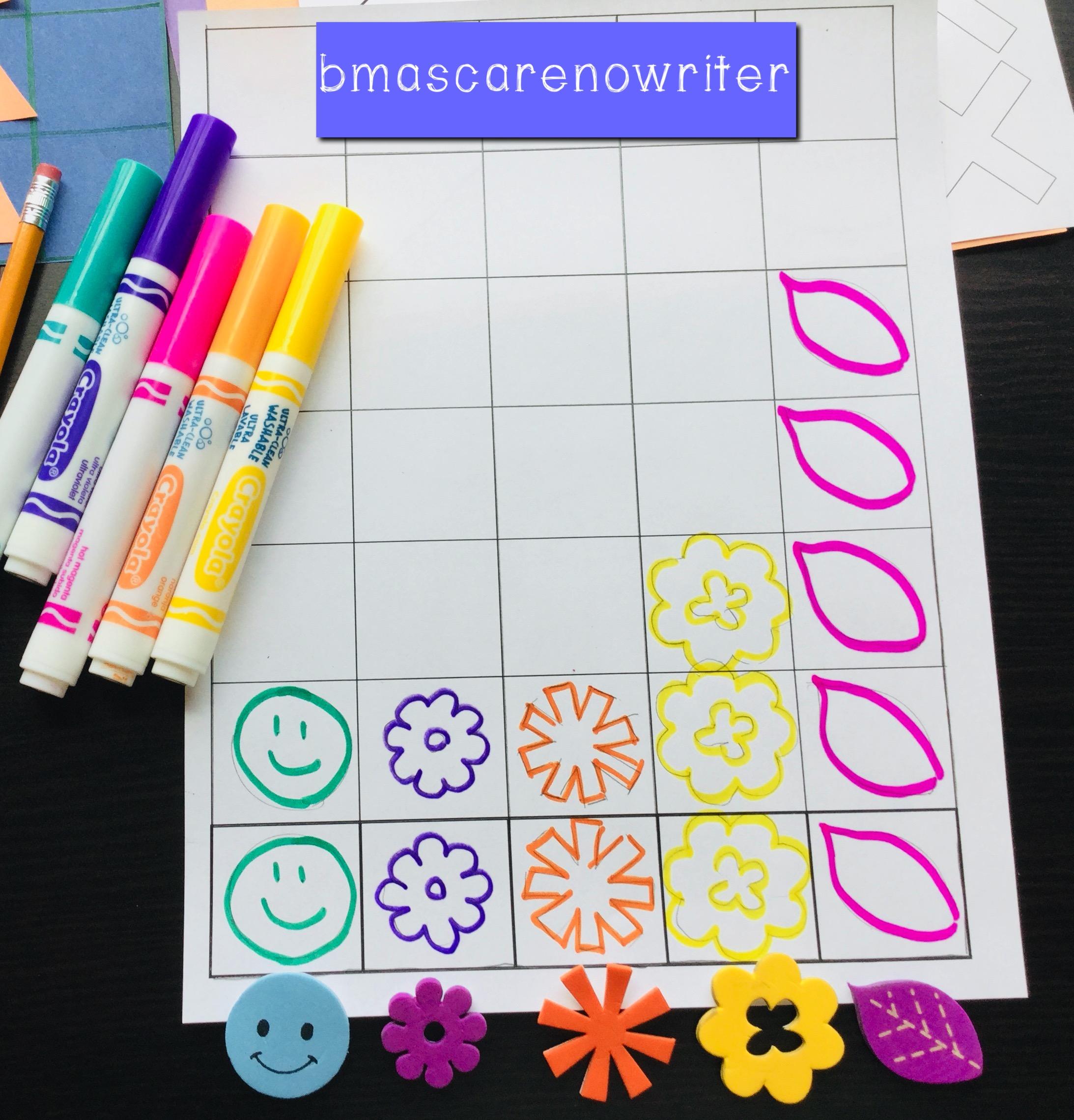 Preschool Graphing Activities