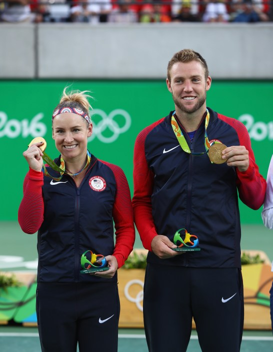 Gold for Bethanie & Jack | Rio 2016 Olympics