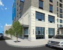 Bma Architecture Hampton Inn Hilton Bridgeport Ct