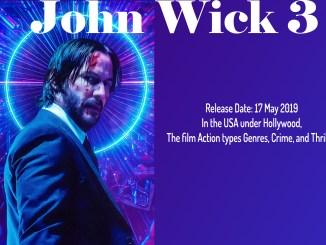 John Wick 3 Full Movie Story - Best Action Movie Of John Wick Series