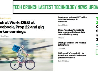 Top 10 technology website