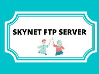 SKYNET FTP SERVER