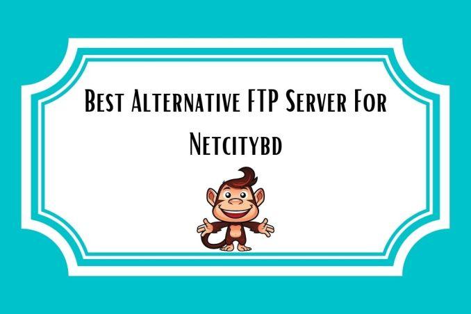 Best Alternative FTP Server For Netcitybd