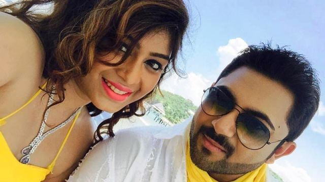 bangladesh actress Misty jannat with soham kolkata actor