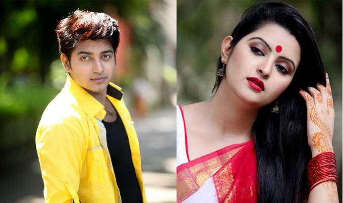 bappi pori moni in new bangla film molla