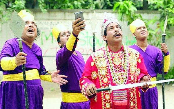 পাঁচ রূপে পাঁচদিন মোশাররফ করিম