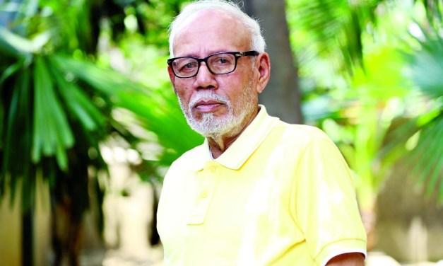 পরিচালনায় ফিরছেন এটিএম শামসুজ্জামান, ছবির নাম 'এখন বলা যায়'