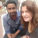 রনির নতুন ছবি 'বিক্ষোভ', নায়িকা শ্রাবন্তী