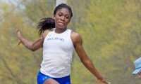 BME undergrad named CAA outdoor field athlete