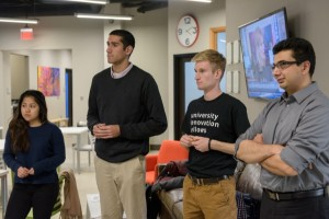 Two BME students named UD Innovation Fellows