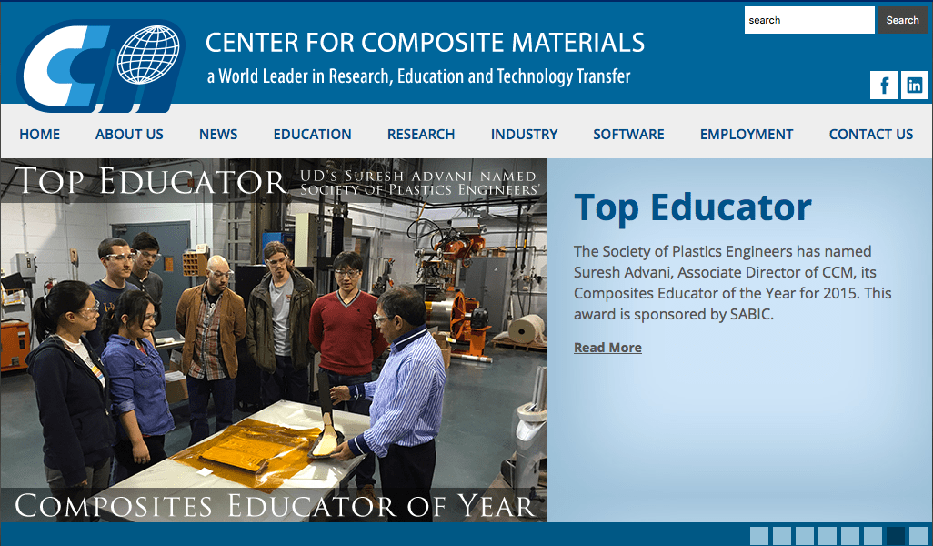 Center for Composite Materials