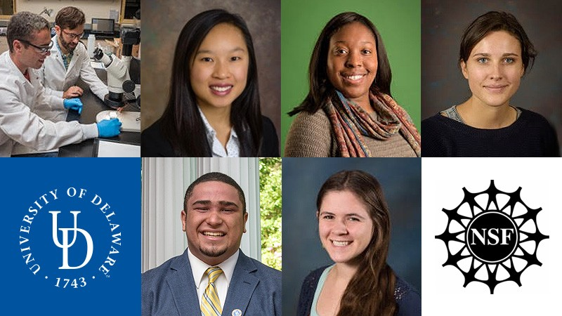 BME Undergraduates and Alumni awarded NSF Graduate Research Fellowships
