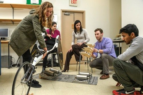 UD BME students win many awards at national biomechanics conference