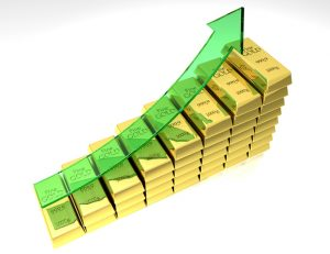 Rates Up - Gold Up - Why? | BullionBuzz