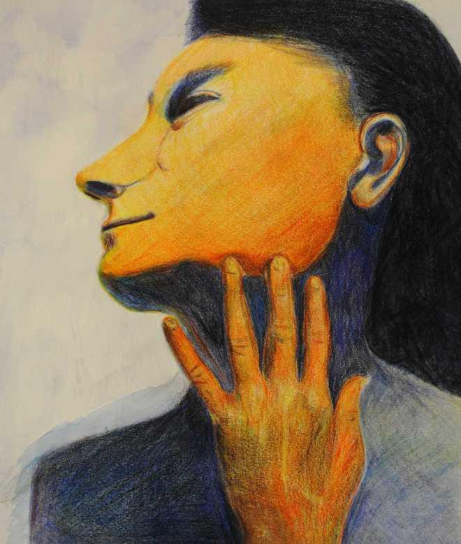 Grace- portrait