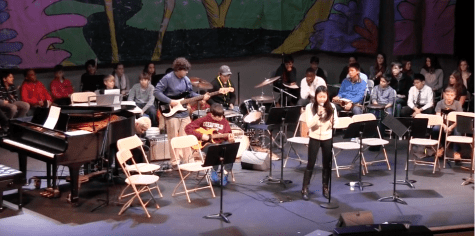 Middle School Band: Rockin' the House