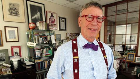 LIVE: John D. Spooner, Humanities Symposium Keynote Speaker