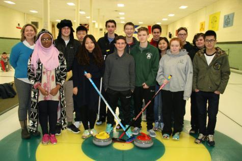 Curling Team Wins in Finals