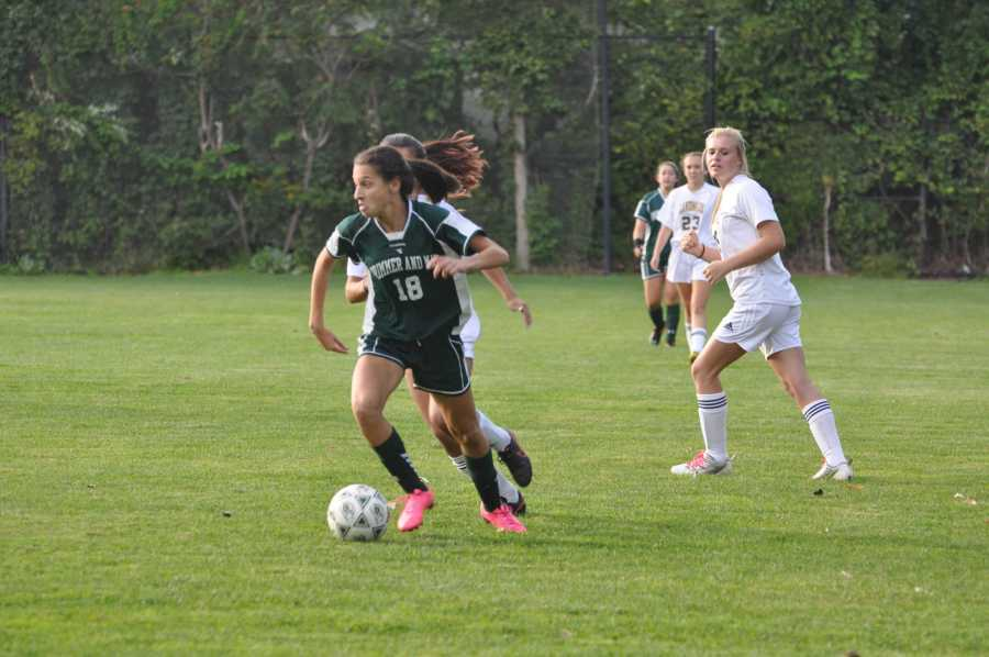 Brimmer Soccer Star Goes Global