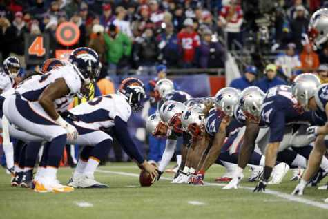 Patriots to Play Broncos in AFC Title Game Today
