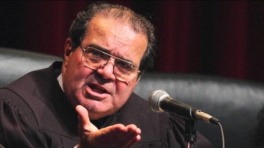 Republicans Shame Scalia's Legacy