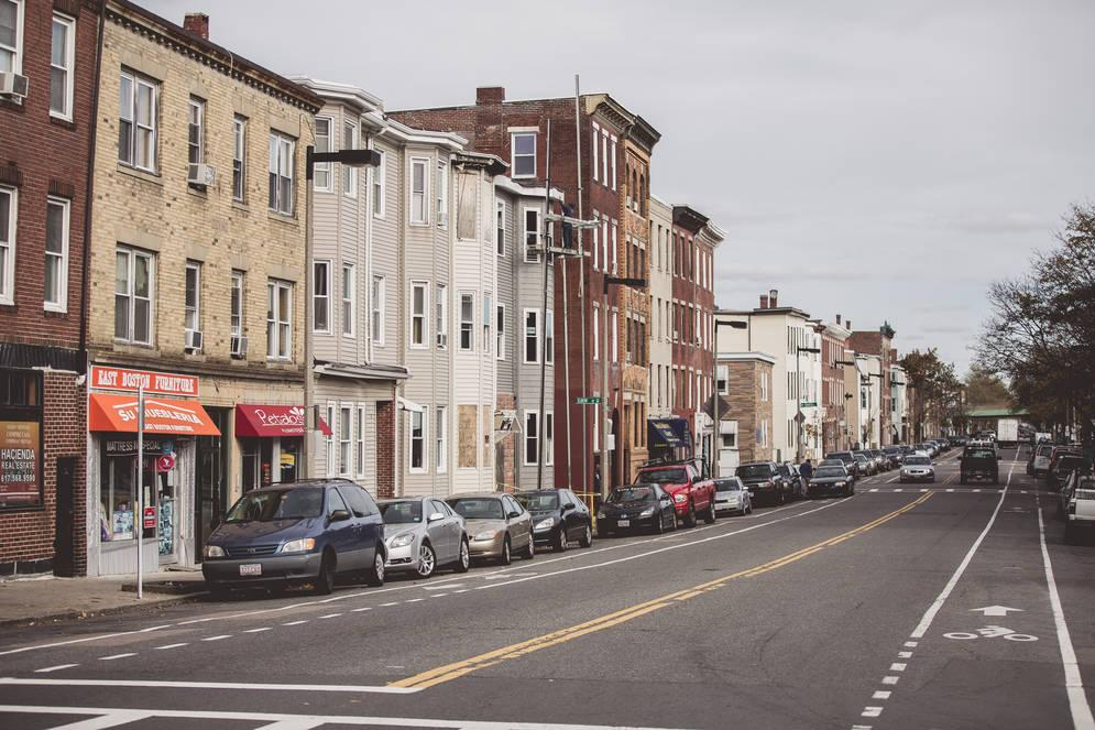 The Gentrification of East Boston