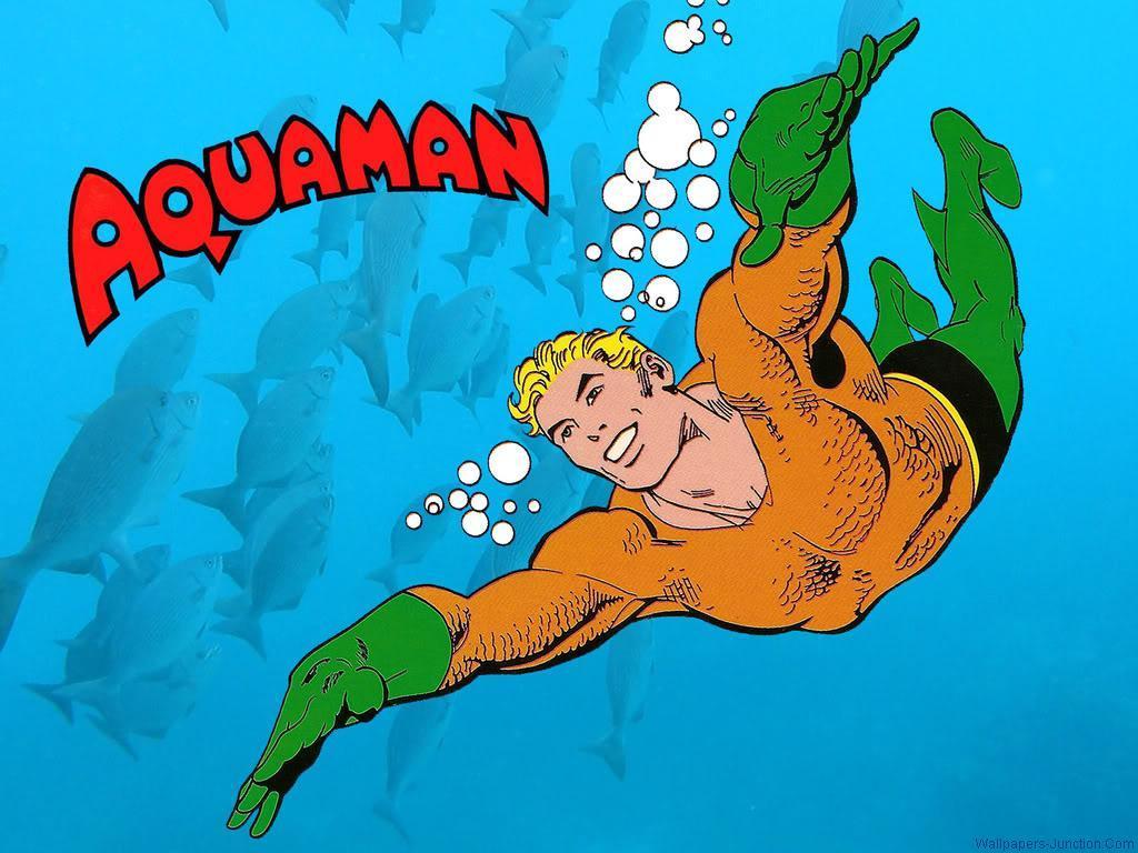 Liam Conklin, Aquaman