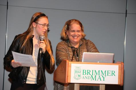 Community Rejoices at Thanksgiving Assembly