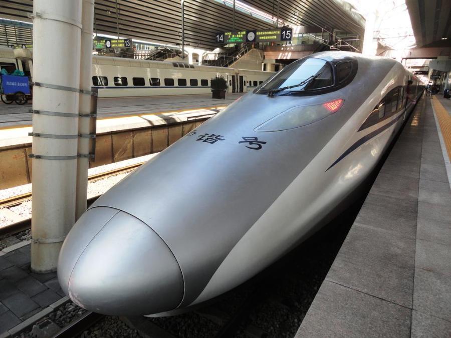 The+Politics+Behind+High-Speed+Trains