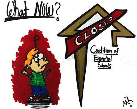 Coalition of Essential Schools Closes