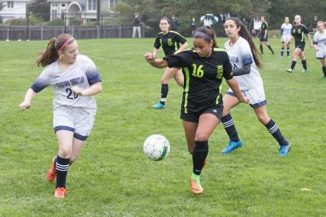 V. Soccer Teams Earn NEPSAC Bids