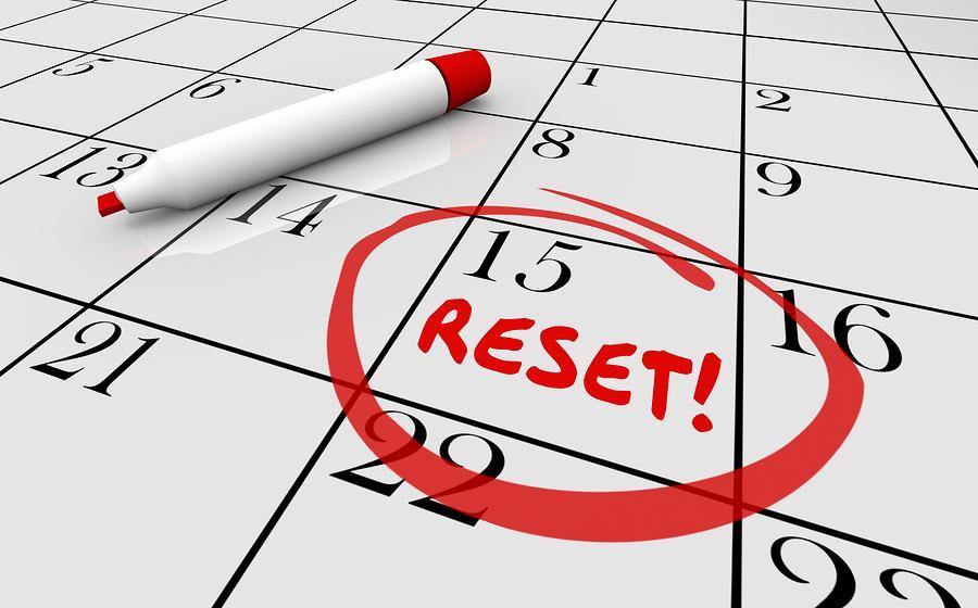 Reset+Calendar+Day+Date+Change+New+Start+3d+Illustration