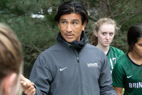 V. Girls' Soccer Welcomes New Coaches