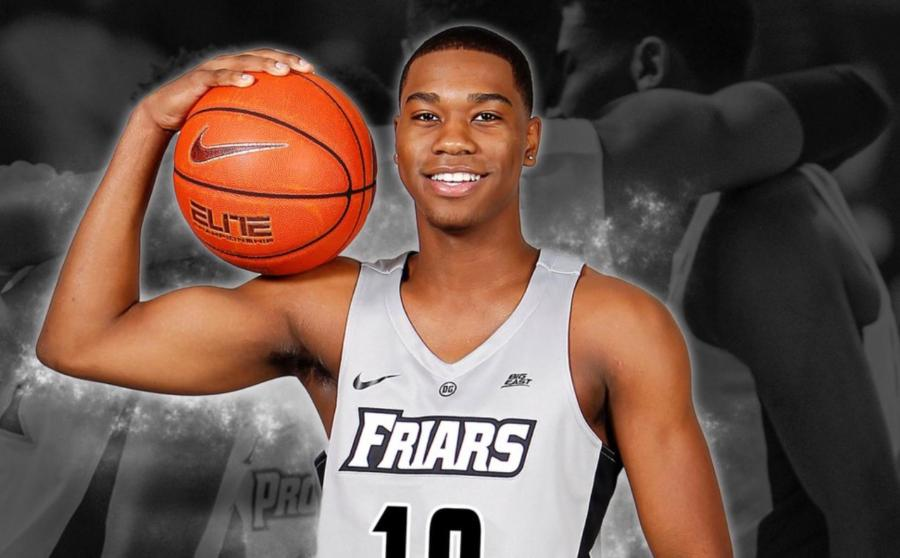 Amplify: AJ Reeves '18 is on Fire in Big East