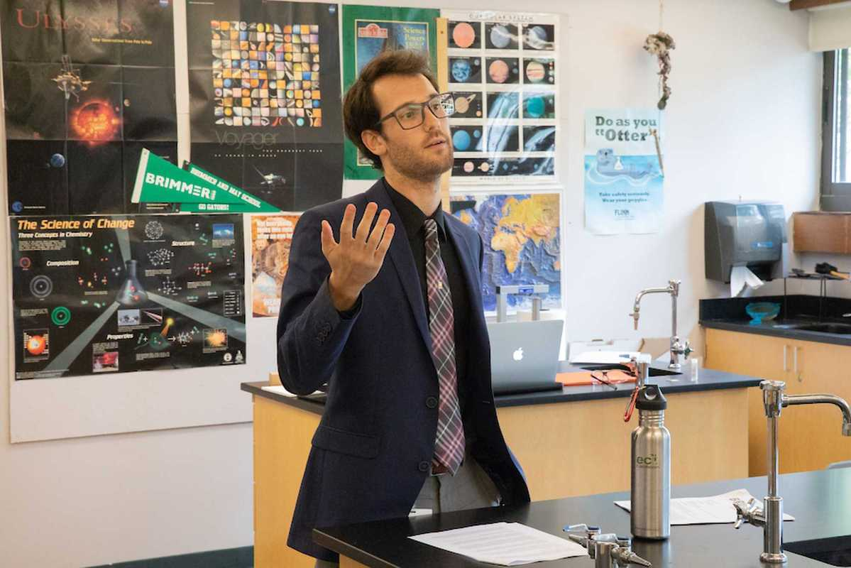New Teacher Profile: Paul Brauchle