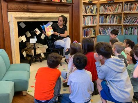 DeCesare Publishes Children's Book