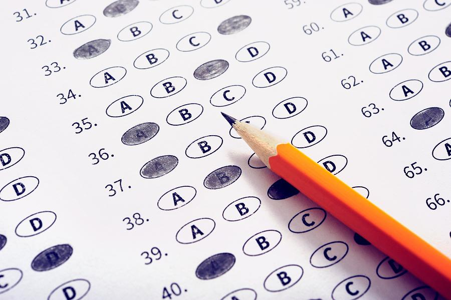 Exam+sheet.+Photo+illustration+purchased+from+BigStock.com.