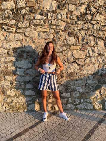 Fashion Flash: Hanna Spivak '20