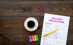 Navigation to Story: Op-Ed: Applying to College During COVID-19