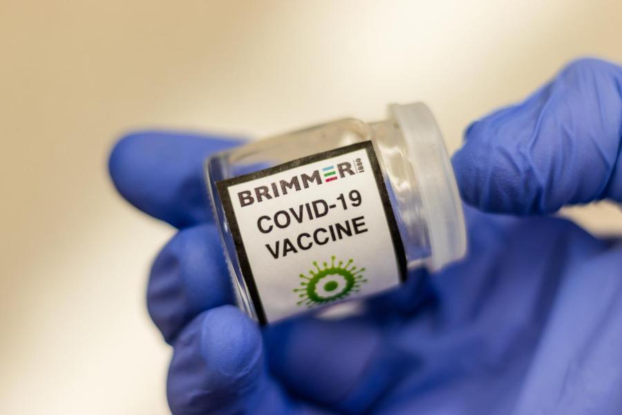 Teachers may be able to receive vaccinations within the next month. Photo illustration by Edan Zinn