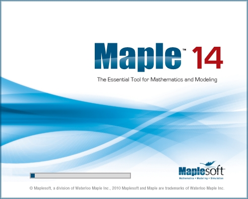 Maple 14 (1/3)