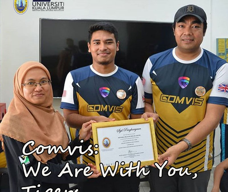 Comvis We Are With You, Tigers