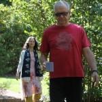 Steven Smith with Mia Tremblay at BMIMC 2014